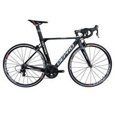 DEPRO Road Bike Carbon Fiber 22-Speed Road Bikes Racing Bicycle 700C Bike Ultra-Light 8kg EMS Professional Cycling Bicicleta