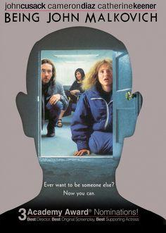 Being John Malkovich(1999), マルコヴィッチの穴