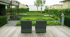 tuin zonder gras, het kan dus toch mooi zijn!