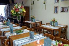 Angeline Restaurante - mesas