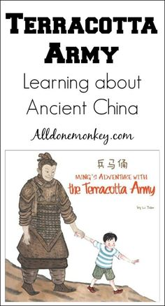 Learn more about the Terracotta Army of the first Emperor of China with a picture book and online resources. Perfect for a unit on Ancient China.