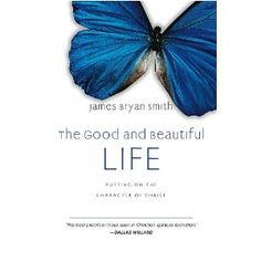 The Good and Beautiful Life. Second book in the Apprentice Series. Read the first one first and then this one.