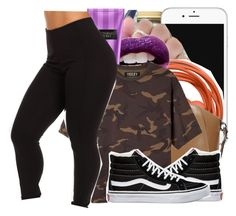 """""""niya-"""" by baby-trilldolls ❤ liked on Polyvore featuring Givenchy, adidas Originals and Vans"""