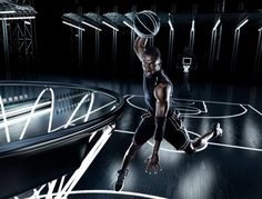 The Future of Sports – Photographer Tim Tadder and digital artist Mike Campau