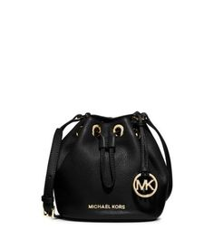 bc50c34a1a34 Jules Leather Drawstring Smartphone Crossbody | Michael Kors  #drawstringcrossbodybag Cheap Michael Kors, Michael Kors