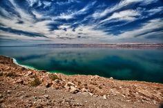 Dead-Sea in Jordan