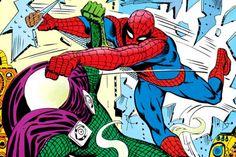 spider-man plano critico mysterio