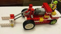 Carro con Lego WeDo