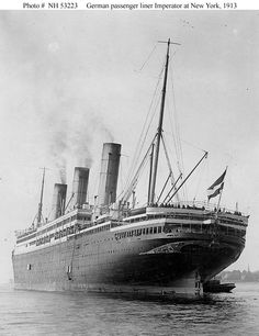 SS Imperator 1913