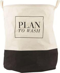 house doctor Plan To Wash (Beige, Schwarz)