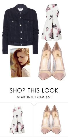 """""""Untitled #119"""" by amandacompanioni ❤ liked on Polyvore featuring Cameo, Semilla, Acne Studios, women's clothing, women's fashion, women, female, woman, misses and juniors"""
