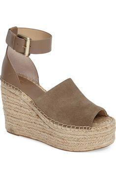 Marc Fisher LTD 'Adalyn' Espadrille Wedge Sandal (Women) available at #Nordstrom