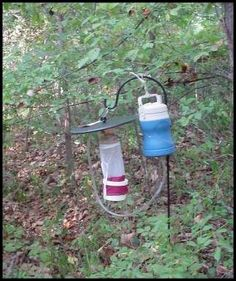 how to make a mosquito trap magnet