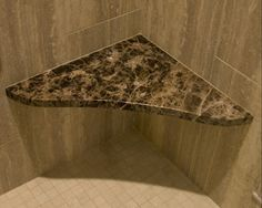would like this look as background of shower shelf.