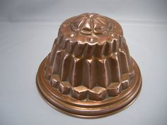 Antique Copper French  Mold
