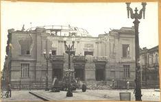 Demoliçao do Teatro Sao Carlos 1965