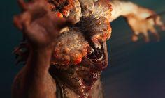 The Last of Us : une somptueuse figurine de Clicker par Gaming Heads pour 2016