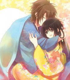 Souji and Chizuru~So Much Love