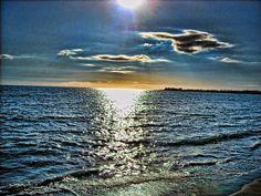 Mar Caribe y Puerto Rico | puerto rico mar caribe the sun at 3 00 pm looking over la mar caribe ...