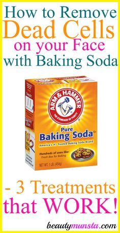 Learn how to remove dead cells from your face with baking soda for bright, clear and smooth skin! Baking soda (not baking powder!) is also known as sodium bicarbonate. It works as a physical exfoliator meaning it scrapes off dead cells from your face with its gentle abrasive texture. It's such an inexpensive way to …