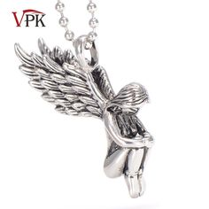 girl angel charms jewelry Mixed Stainless Steel Angel Fairy Wings Charms Pendants Jewelry Making Accessories Jewelry Findings