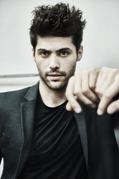 (FC Matthew Daddario) Julian Winters happens to be a Nephilim. A demon Angel hybrid. The story behind that was an angel and demon fell in love and hence Julian was created. But it's forbidden for an angel and demon to fall in love and so they along with their son were hunted down. Long story short is that Julian went through heaven and hell to save his parents and he would do it again in a heart beat. Personality wise he's a bit of a dork, mischievous and has his head screwed on straight. Of…