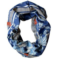 Image of Fontaine. Single Loop Infinity Scarf