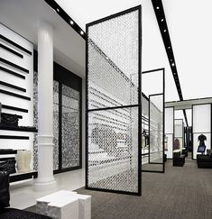 :: RETAIL :: Chanel Soho by Peter Marino. #retail
