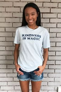 "The Light Blonde ""Kindness"" Tee"