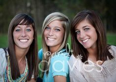 "Meet ""The Triplets"" from Fruitland High Fruitland, Idaho Senior Photographer Triplets, High School Seniors, Farmer, Cute, Kawaii, Farmers"