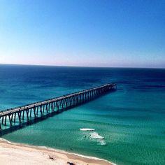 Navarre Beach, Florida...... I used to live nearby! Me too!