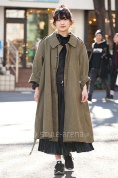 あんこさん | used  Levi's ZARA NikeLab×sacai NIKE 無印良品 | 2016年1月第3週 | 代官山 | 東京ストリートスタイル | 東京のストリートファッション最新情報 | スタイルアリーナ