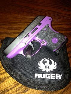 Ruger LCP...cute, but junk.