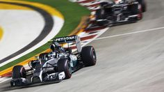 Mercedes boss Toto Wolff calls for FIA to rethink radio clampdown.  Mercedes driver Nico Rosberg experienced electronic and steering wheel problems last weekend in Singapore -- could this be a recurring problem if the radio ban stays in place? NEW REGULATIONS PREVENT AID, ENDANGER DRIVERS