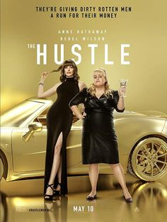 The Hustle is a movie starring Anne Hathaway, Rebel Wilson, and Tim Blake Nelson. Anne Hathaway and Rebel Wilson star as female scam artists, one low rent All Movies, Movies 2019, Movies To Watch, Movies Online, Movies And Tv Shows, Movie Tv, Imdb Movies, Movies Free, Netflix Movies
