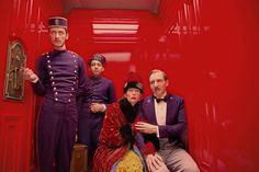 "32 Times ""The Grand Budapest Hotel"" Was The Most Wallpaper-Worthy Film Ever"