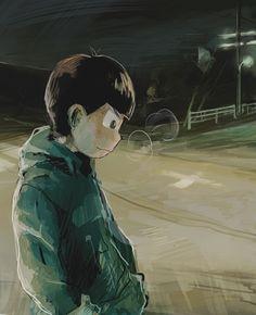 Matsuno Karamatsu ||| Osomatsu-san Fan Art by もち巾着 on Pixiv