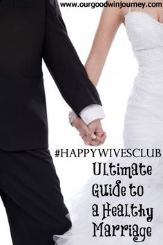 #happywivesclub Ultimate Guide to a Healthy #Marriage... what would be on YOUR list? a post with plenty of GREAT resources!