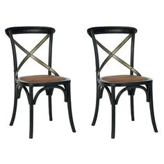Argyle Side Chairs (Set of 2)