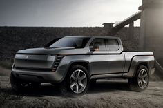 Lordstown Motors Takes Aim At Tesla's Cybertruck With An Electric Pickup - Dr Wong - Emporium of Tings. Electric Utility, Electric Motor, Electric Cars, Elon Musk, Van Winkle Bourbon, Electric Pickup Truck, Tesla S, Startup, Four Wheel Drive
