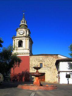 Iglesia San Francisco,  Santiago, Chile