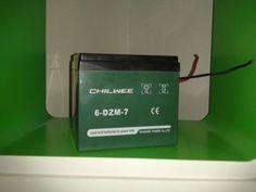 Batterie Plomb GREENCITY