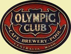 McMenamins Olympic Club Brewery, Centralia, WA