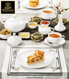 WILMAX LIFESTYLE Tea table setting