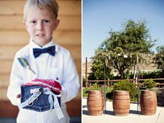 Americana Rustic 4th of July Wedding: Whitney + Justin