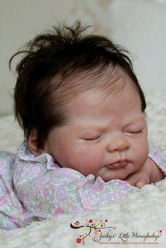 *Jacqueline Kramer*Ylenia by Elisa Marx *Reborn*Prototype *So cute!