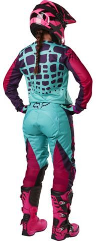 Fox Racing Womens Fox Squared Tie Tank