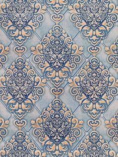 Wall Wallpaper, Pattern Wallpaper, Wallpaper Backgrounds, Textile Patterns, Textile Prints, Print Patterns, Victorian Wallpaper, Morris, Decoupage Paper
