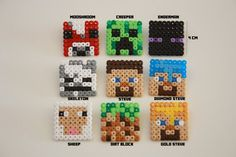 Minecraft Pin back. Minecraft accesory pinback by DecorarteLeon