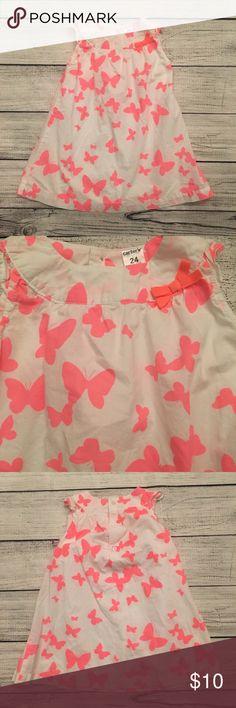 Carter's dress Adorable butterfly dress Carter's Dresses